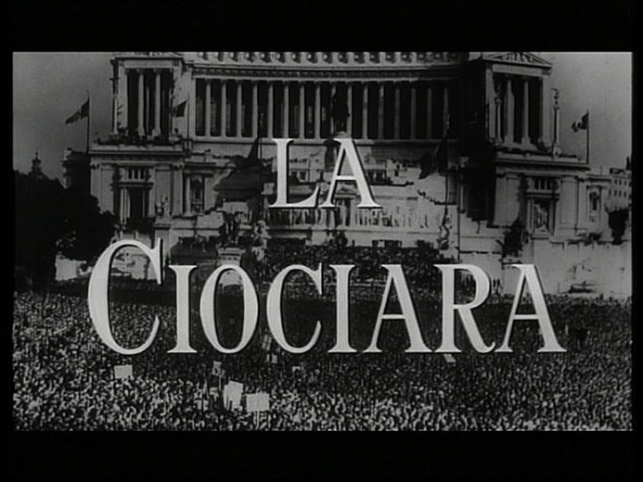 ciociara-two-women-title-screen
