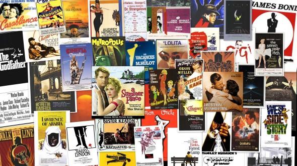 Los mejores posters de cine